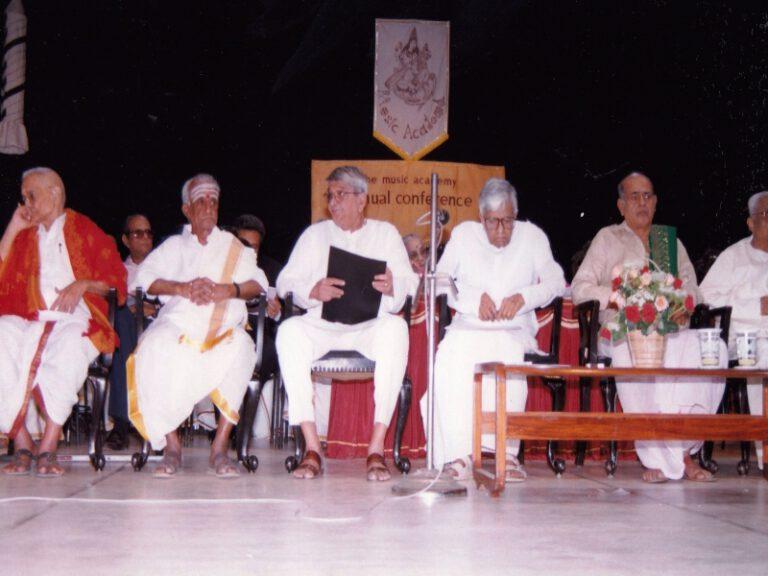 Dr.SCM-sangeetakalanidhi award music academy chennai-2